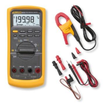 3 Fluke 87V IMSK Industrial Multimeter Service Combo Kit offered at an attractive kit price