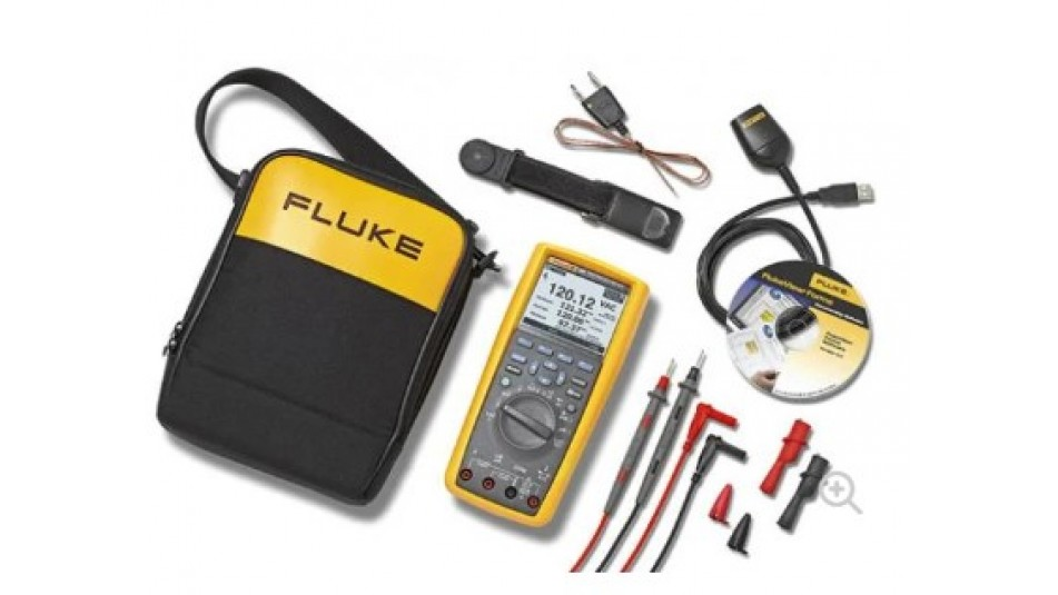 True RMS Industrial Multimeter (IP67)