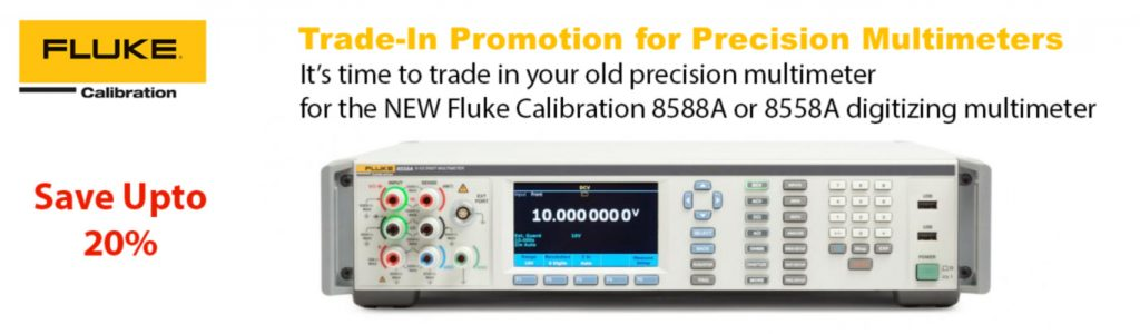 fluke calibration offer 2020