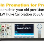 Trade-In Promotion for Precision Multimeters